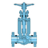 Bellow Seal Globe Valve - Forged Steel